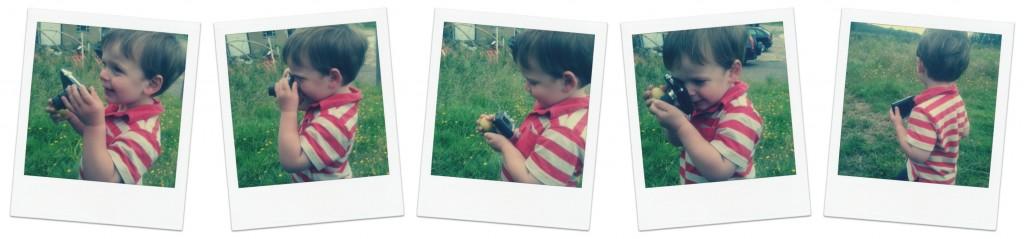 Kids Capture The Colour