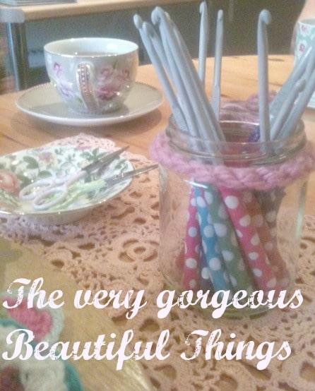 beautiful things crochet class essex