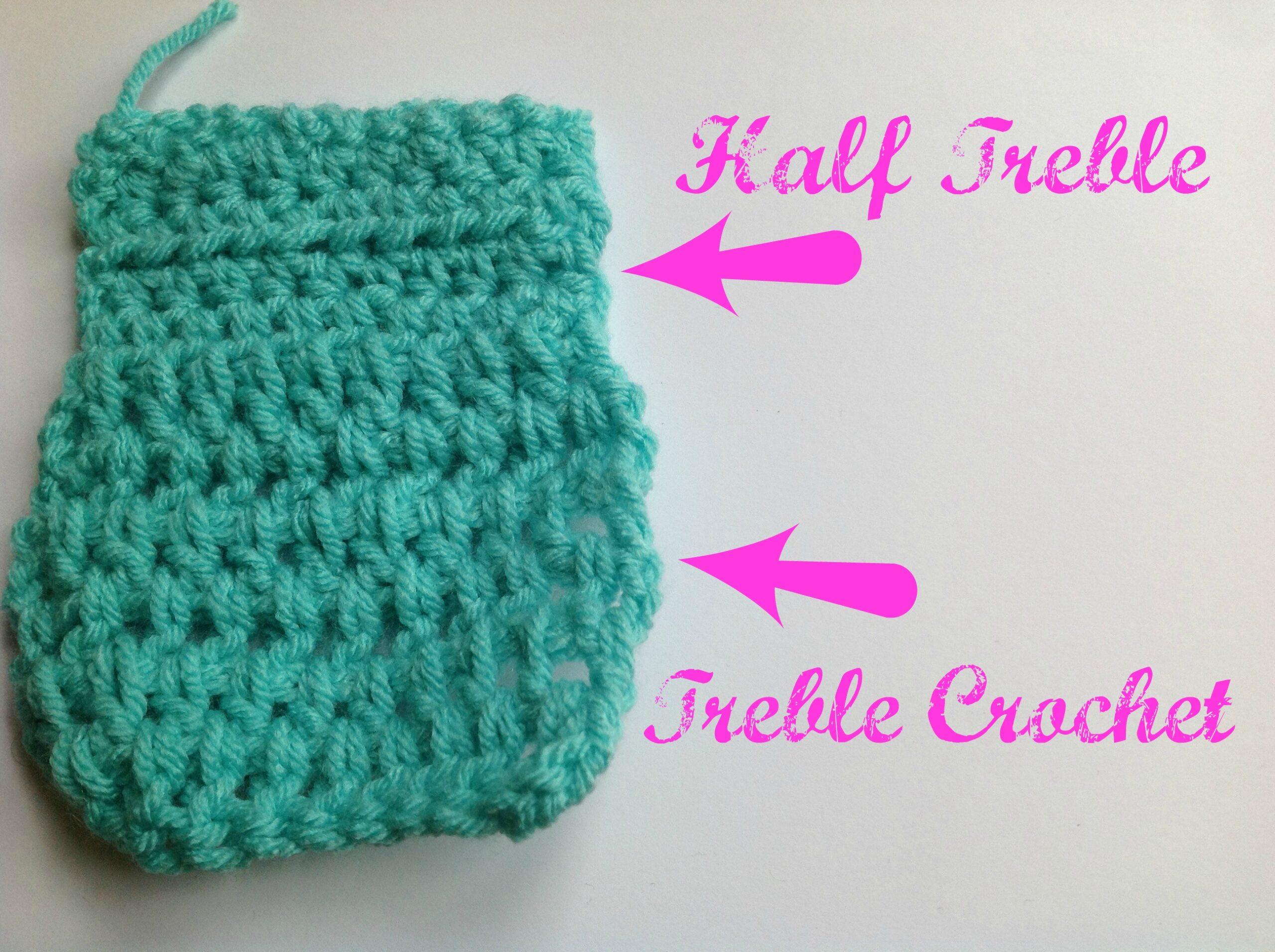Half Treble Crochet Diagram Wiring Schema Img Stitches The Story So Far Crafts On Sea Foundation Double Stitch