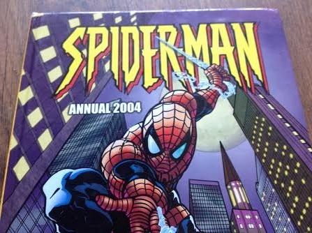 christmas reading ideas spiderman