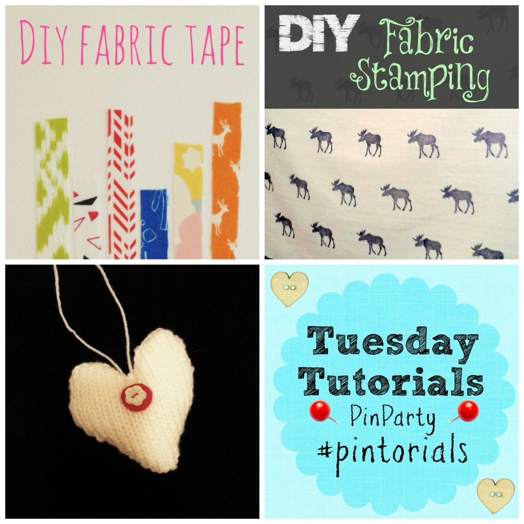 Tuesday Tutorials Pin It Party Cute Craft Ideas