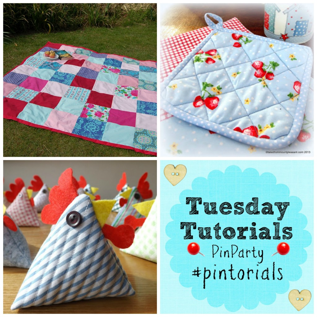 craft ideas tutorial sewing project ideas tuesday tutorials link 1564