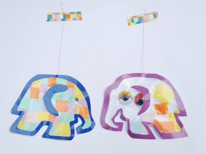 elmer the elephant activities for kids