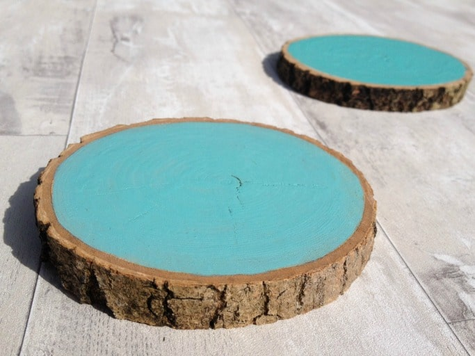 DIY Wooden Drinks Coasters