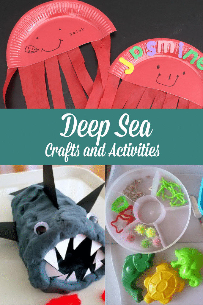 deep sea crafts and activities