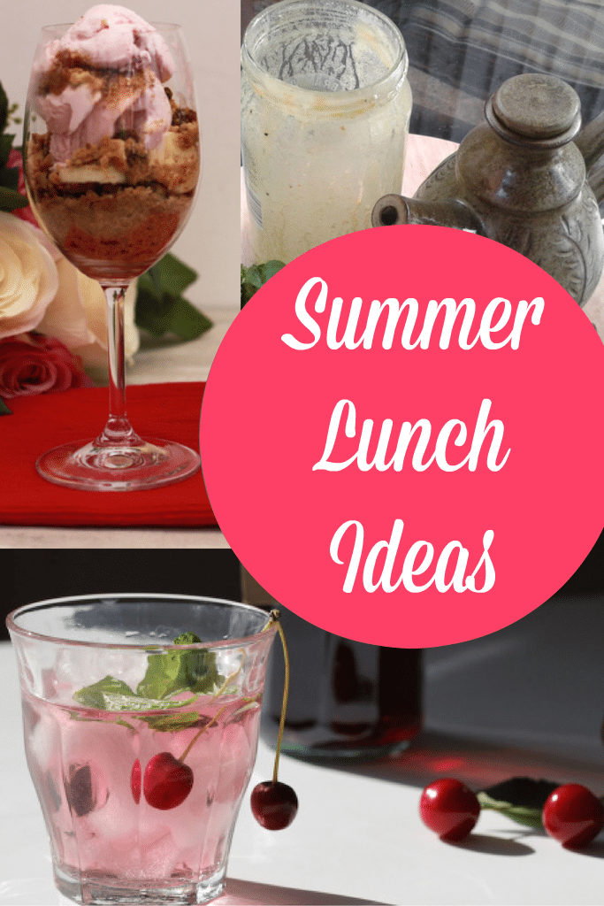 summer lunch ideas