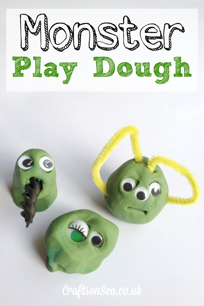 monster play dough
