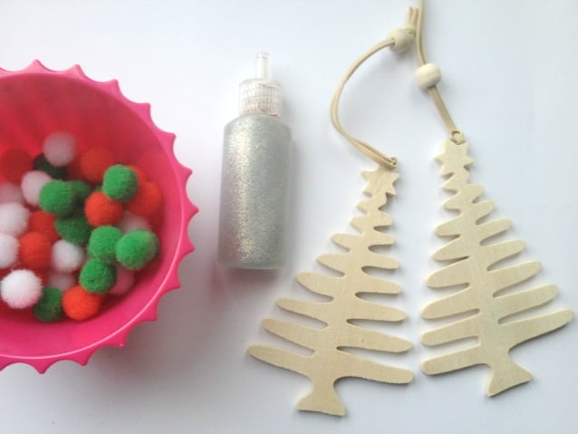 christmas tree ornaments for preschoolers