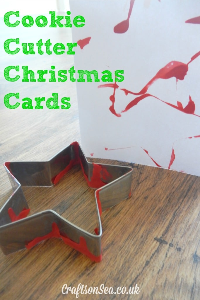 cookie cutter christmas cards