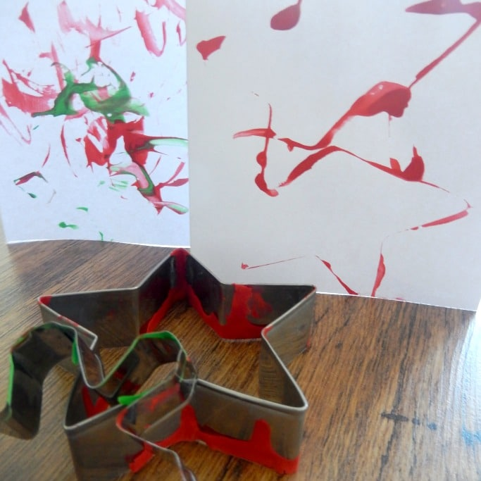 cookie cutter christmas craft