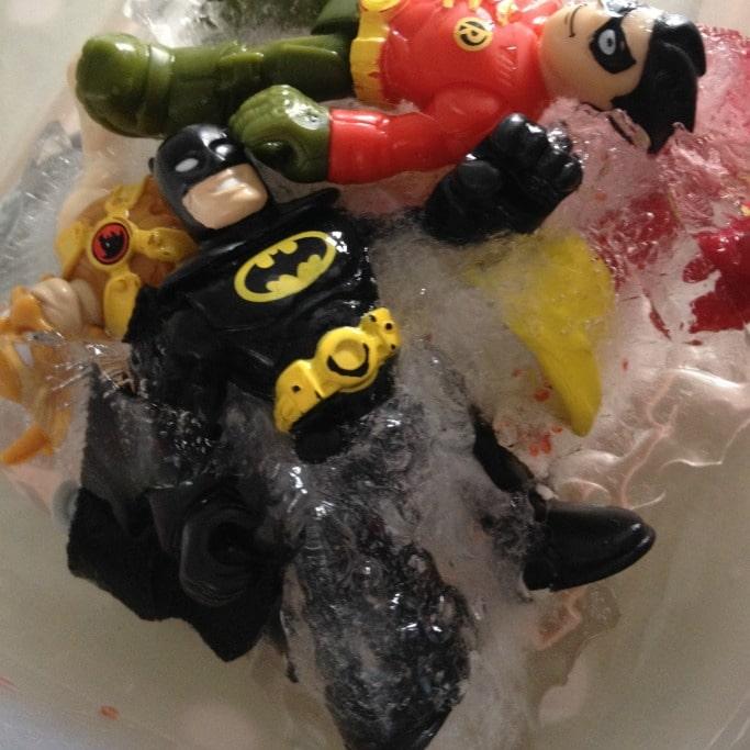 batman activity science literacy
