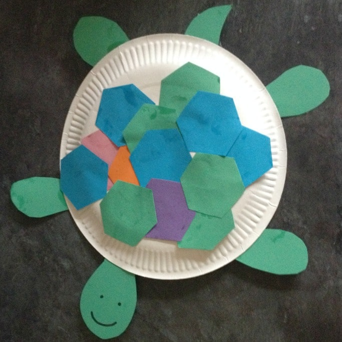 Sea Crafts for Kids Sea Turtle