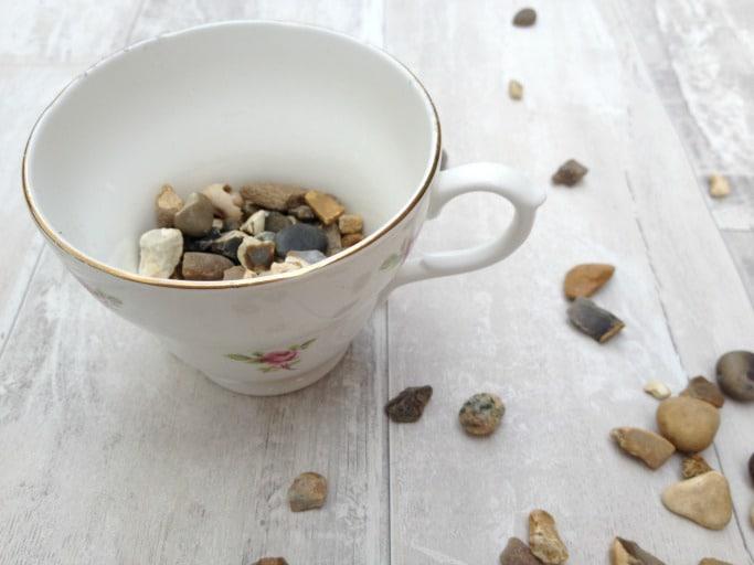 teacup planter tutorial