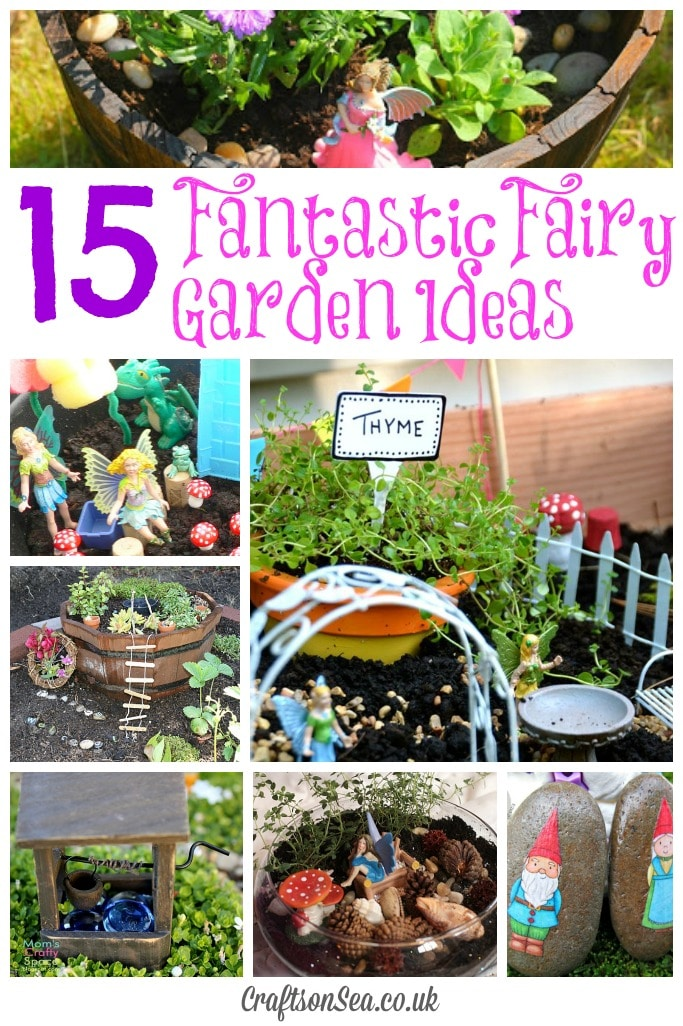 Fantastic Fairy Garden Ideas