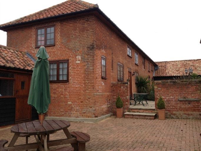 Punch Cottage Suffolk