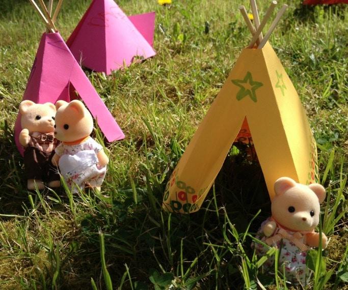 sylvanian families crafts
